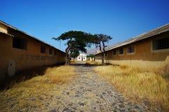 监狱在非洲 免版税库存图片