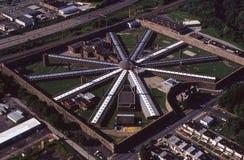 监狱复合体 免版税库存图片