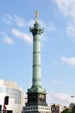 监狱巴黎广场 库存照片