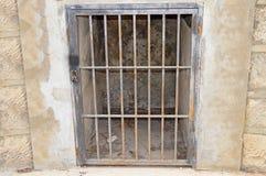 监狱牢房 免版税图库摄影