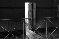 监狱牢房 库存图片
