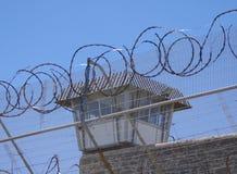 监狱 库存图片
