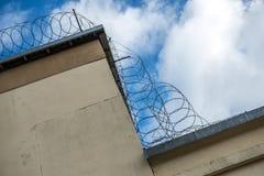 监狱 免版税库存照片