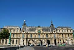 监狱de la巴黎安排 免版税库存图片