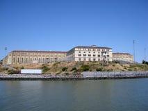 监狱quentin圣状态 库存照片