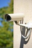 监视,安全监控相机,监视, CCTV 免版税库存照片