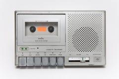 盒式带录音机 免版税库存照片