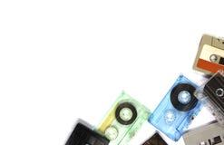 盒式磁带 免版税库存照片