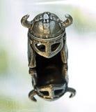 盔甲北欧海盗 库存照片