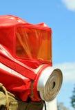 盔甲屏蔽救助者人工呼吸机s 免版税库存图片