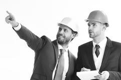 盔甲的站点和建筑经理 项目管理,大厦,建筑概念 免版税库存照片