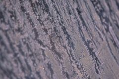 盖子冻结的模式向量冬天 空白的雪花 灰色颜色 免版税库存照片