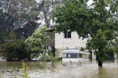 盖子洪水新的水西兰 库存照片