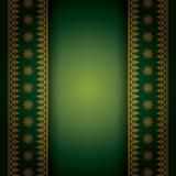盖子设计的亚洲艺术背景。 免版税图库摄影