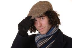 盖帽人涉及 免版税库存图片