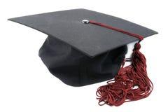 盖帽毕业 免版税库存图片