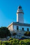 盖帽Formentor马略卡,西班牙 免版税图库摄影