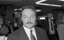 盖洛韦乔治 免版税库存图片