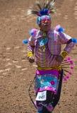 盖洛普,印地安圈地 免版税库存照片