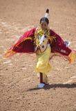盖洛普,印地安圈地 库存照片