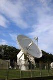 盘卫星 免版税库存照片