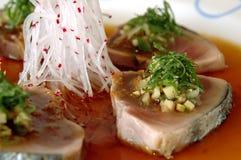 盘寿司 图库摄影