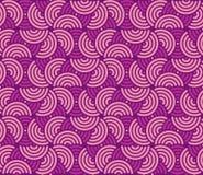 盘旋紫色 向量例证