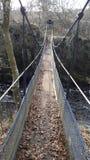 绞盘桥梁 免版税库存图片