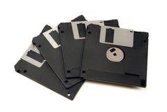盘磁盘四 免版税图库摄影