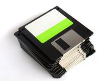 盘磁盘 免版税库存图片