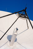 盘行业卫星 免版税图库摄影