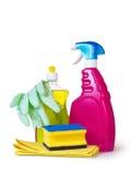 盘洗涤物 免版税库存图片