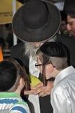 盛大义卖市场在犹太假日的前夕 免版税图库摄影