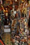 盛大义卖市场,伊斯坦布尔,土耳其 库存照片