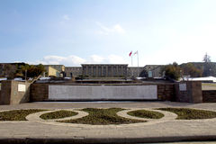 盛大国民议会大厦 图库摄影