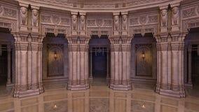 盛大大厅 免版税库存图片
