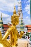 盛大宫殿和寺庙 免版税库存照片
