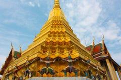 盛大宫殿寺庙-泰国 免版税库存图片