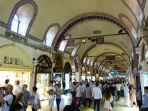 盛大市场,伊斯坦布尔 免版税库存图片
