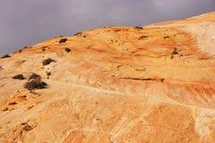 盛大楼梯埃斯卡兰蒂国家历史文物,犹他,美国 库存图片