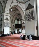 盛大清真寺在伯萨 库存照片