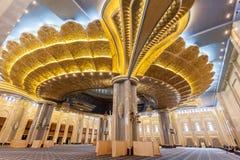 盛大清真寺在科威特市 免版税库存照片