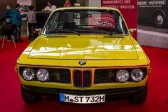 盛大游览车小轿车BMW 3 0个CSL 免版税图库摄影