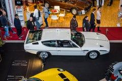 盛大游览车小轿车Lamborghini埃斯帕系列III 库存图片