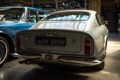 盛大游览车汽车阿斯顿・马丁DB6 MkII, 1970年 库存照片