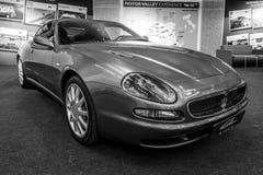 盛大游览车汽车Maserati小轿车Tipo M138, 2005年 库存图片