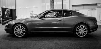 盛大游览车汽车Maserati小轿车Tipo M138, 2005年 免版税图库摄影