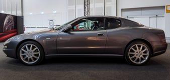 盛大游览车汽车Maserati小轿车Tipo M138, 2005年 免版税库存图片
