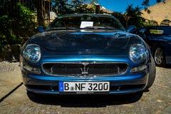 盛大游览车汽车Maserati 3200 GT, 2001年 免版税图库摄影