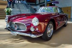 盛大游览车汽车Maserati 3500 GT Tipo 101, 1958年 免版税库存图片